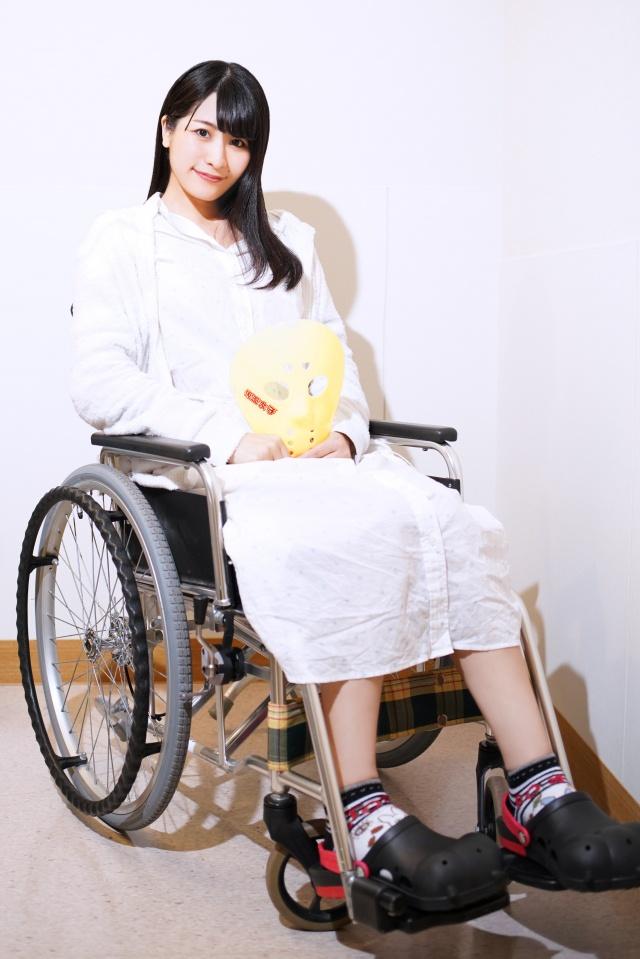 事故の仮面女子・猪狩ともか活動...