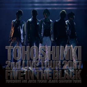 Rising Sun-Japanese ver.-(TOHOSHINKI LIVE CD COLLECTION 〜Five in The Black〜) / 東方神起