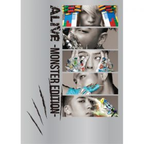 ALIVE -MONSTER EDITION- / BIGBANG