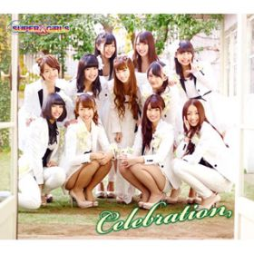 アルバム - Celebration / SUPER☆GiRLS