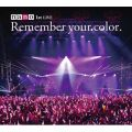 "1stライヴアルバム 初回生産限定盤 「1stLIVE""Remember your color.""」"