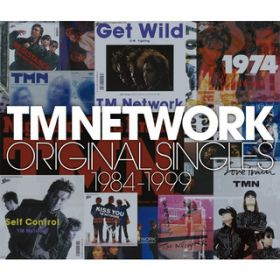 TM NETWORK ORIGINAL SINGLES 1984-1999 / TM NETWORK