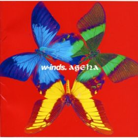 ageha(通常盤) / w-inds.