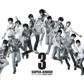 SORRY,SORRY(日本語ver) / SUPER JUNIOR