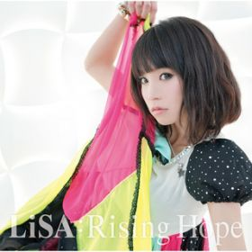 アルバム - Rising Hope / LiSA