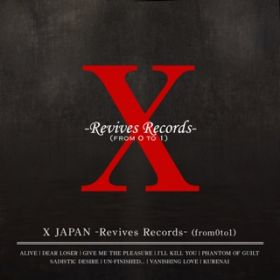 アルバム - X JAPAN -Revives Records-(from0to1) / X JAPAN