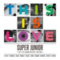 アルバム - The 7th Album Special Edition 'THIS IS LOVE' / SUPER JUNIOR
