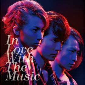 アルバム - In Love With The Music 初回盤A / w-inds.