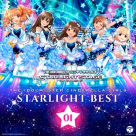 THE IDOLM@STER CINDERELLA GIRLS STARLIGHT BEST 01 / V.A.