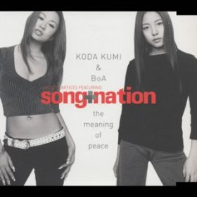 the meaning of peace (Instrumental) / 倖田來未&BoA