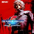 THE KING OF FIGHTERS 2001 ORIGINAL SOUND TRACK SNK サウンドチーム
