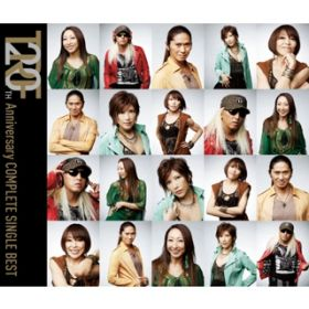 TRF 20TH Anniversary COMPLETE SINGLE BEST / TRF
