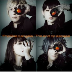 アルバム - The end of escape<通常盤> / fripSide×angela