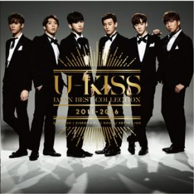 U-KISS JAPAN BEST COLLECTION 2011-2016 / U-KISS