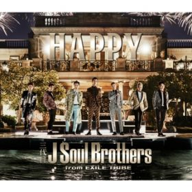アルバム - HAPPY / 三代目 J Soul Brothers from EXILE TRIBE