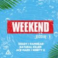 アルバム - Weekend Riddim / Various Artists