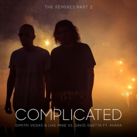 アルバム - Complicated (The Remixes part 2) feat. Kiiara / David Guetta