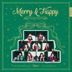 Merry & Happy / TWICE