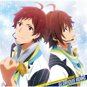 アルバム - THE IDOLM@STER SideM ANIMATION PROJECT 08 オリジナルサウンドトラック「GLORIOUS RO@D」 / EFFY