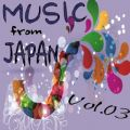 MUSIC from JAPAN vol.03