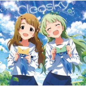 THE IDOLM@STER MILLION THE@TER GENERATION 06 Cleasky / Cleasky [島原エレナ (CV.角元明日香)、宮尾美也 (CV.桐谷蝶々)]
