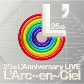 Caress of Venus (25th L'Anniversary LIVE) / L'Arc〜en〜Ciel