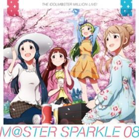 アルバム - THE IDOLM@STER MILLION LIVE! M@STER SPARKLE 08 / Various Artists