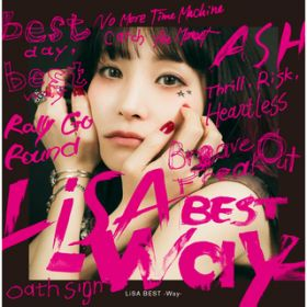 アルバム - LiSA BEST -Way- / LiSA