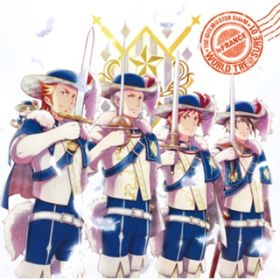 アルバム - THE IDOLM@STER SideM WORLD TRE@SURE 01 / Various Artists