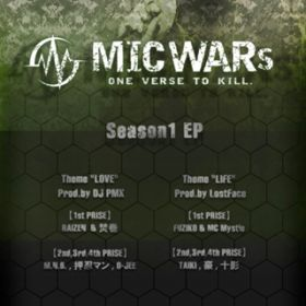 アルバム - MICWARs Season1 / Various Artists
