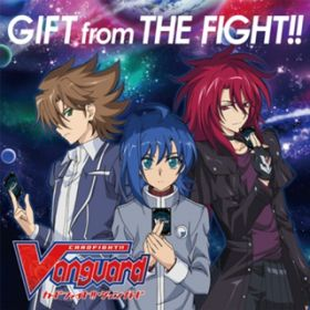 アルバム - GIFT from THE FIGHT!! -English ver.- / Jovette Rivera