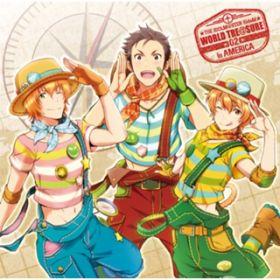 アルバム - THE IDOLM@STER SideM WORLD TRE@SURE 02 / Various Artists