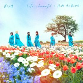 アルバム - Life is beautiful / HiDE the BLUE / BiSH