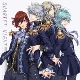 THE WORLD IS MINE-instrumental- / QUARTET NIGHT