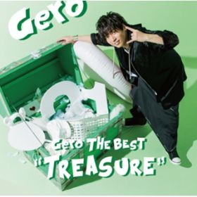 "アルバム - Gero The Best ""Treasure"" / Gero"