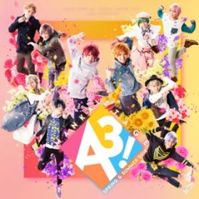 「MANKAI STAGE『A3!』〜SPRING & SUMMER 2018〜」MUSIC Collection / VARIOUS ARTISTS