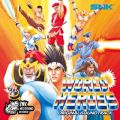 WORLD HEROES ORIGINAL SOUND TRACK ワールドヒーローズ
