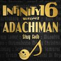 STAY GOLD welcomez ADACHIMAN