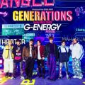 シングル - G-ENERGY / GENERATIONS from EXILE TRIBE