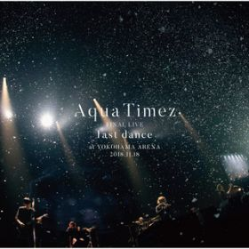 over and over -last dance ver.- / Aqua Timez