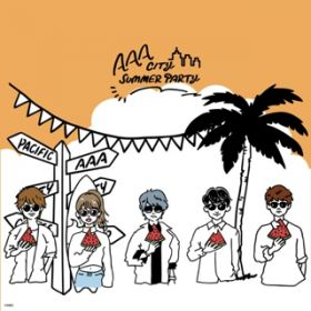 PARTY IT UP CITY SUMMER PARTY REMIX (Instrumental) / AAA