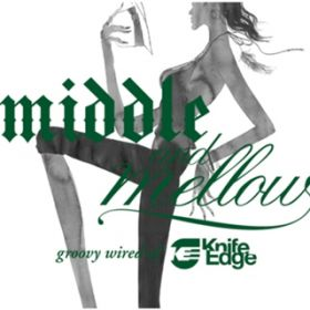 middle & mellow:groovy wired of Knife Edge / VARIOUS ARTISTS