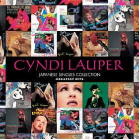 アルバム - Japanese Singles Collection - Greatest Hits / CYNDI LAUPER
