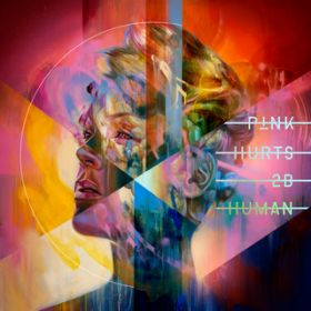 アルバム - Hurts 2B Human (The Remixes) / P!nk