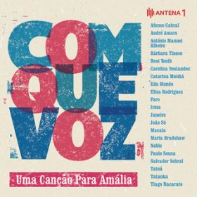 Com Que Voz - Uma Can  o para Am lia / Various Artists