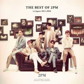THE BEST OF 2PM in Japan 2011-2016 / 2PM