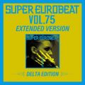 SUPER EUROBEAT VOL.75 EXTENDED VERSION DELTA EDITION