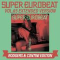 SUPER EUROBEAT VOL.65 EXTENDED VERSION RODGERS & CONTINI EDITION