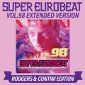 SUPER EUROBEAT VOL.98 EXTENDED VERSION RODGERS & CONTINI EDITION
