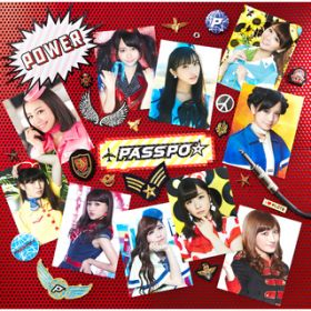 "アルバム - PASSPO☆ COMPLETE BEST ALBUM ""POWER -UNIVERSAL MUSIC YEARS-"" / PASSPO☆"
